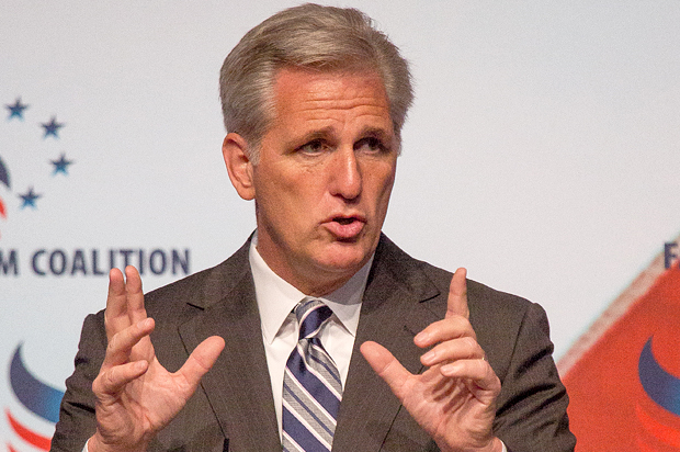 Kevin McCarthy's pointless, cynical attempt to appease ...