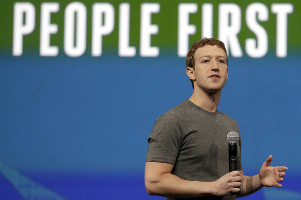 No talking climate change to Zuckerberg, White House tells scientist