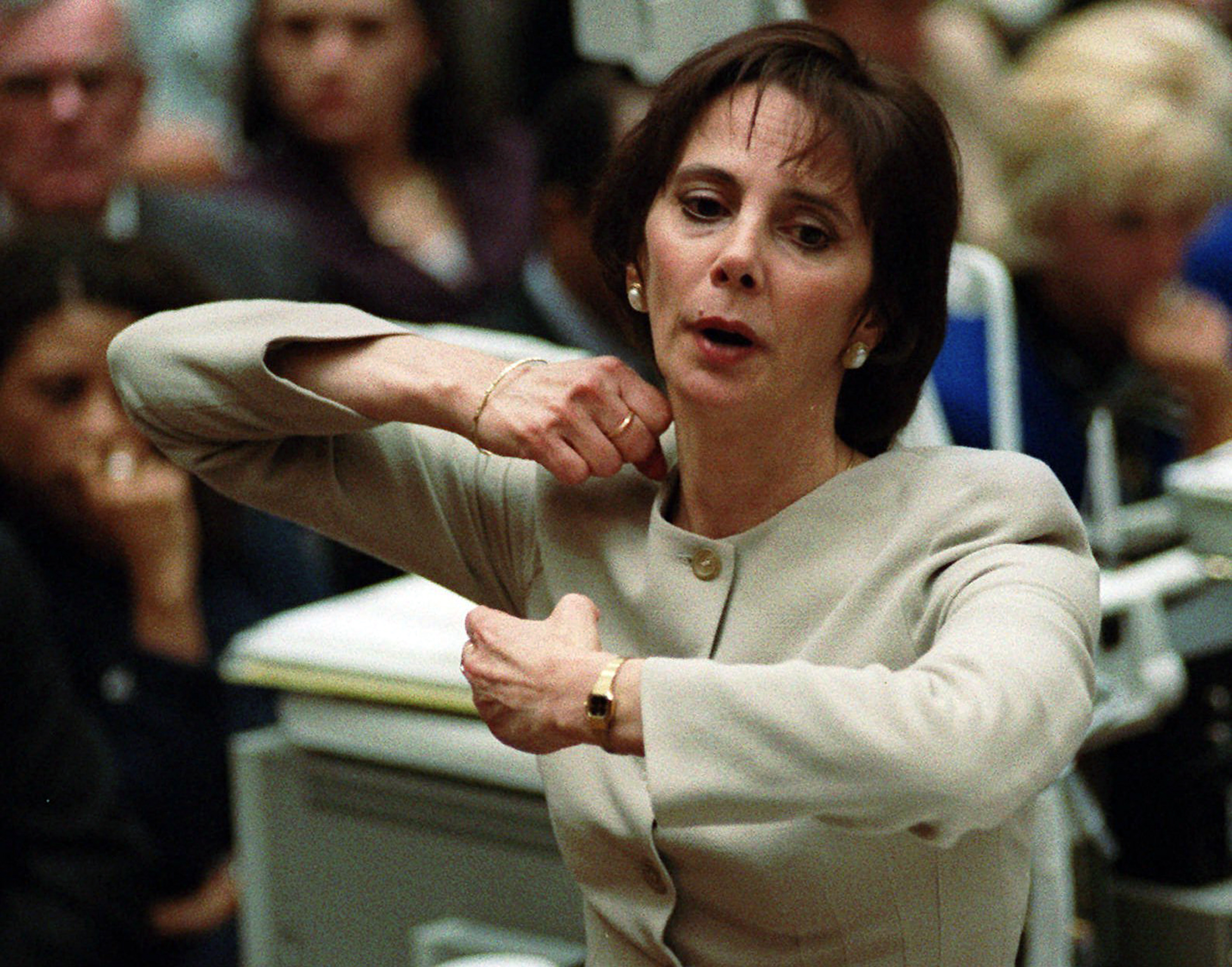 respect for marcia clark years after the humiliation. Black Bedroom Furniture Sets. Home Design Ideas