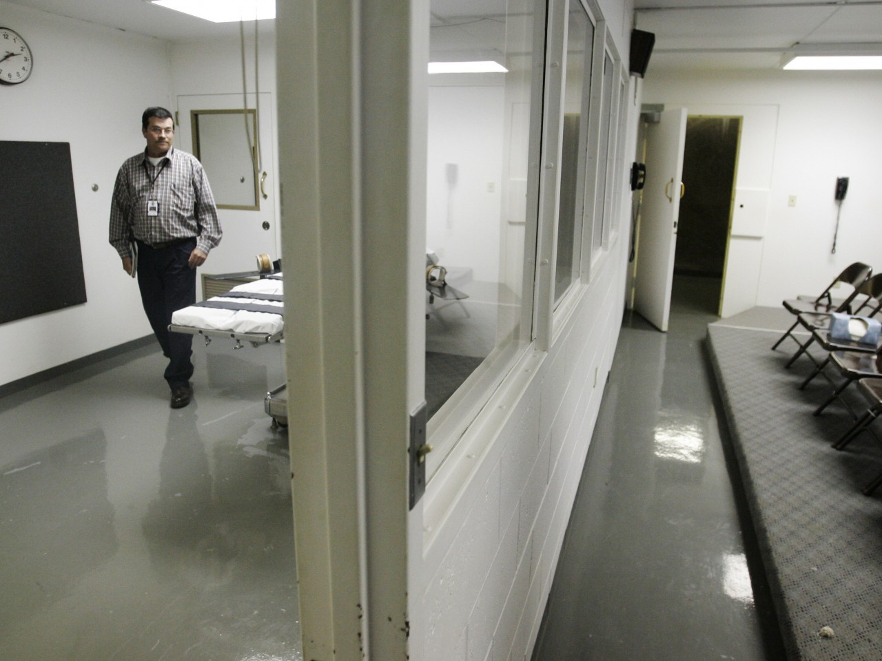 Oklahoma death row inmates seek to halt executions salon com