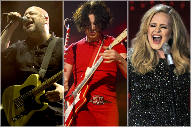 Stop predicting music s future the next pixies white for Adele salon services