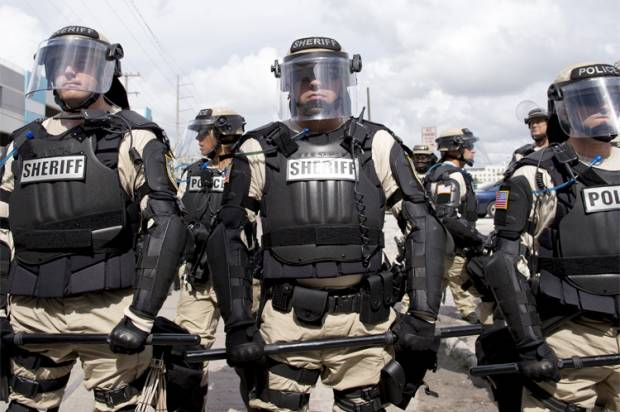 11 chilling facts about America's militarized police force ...
