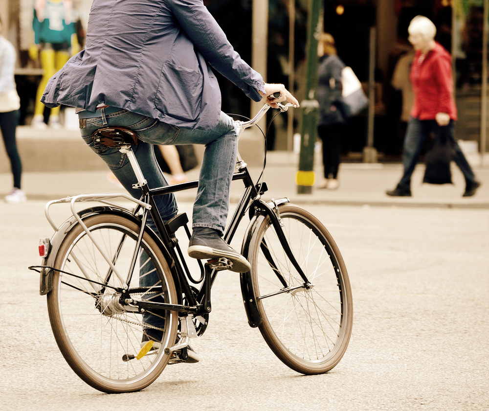 France Tested Payment For Commuting To Work By Bike