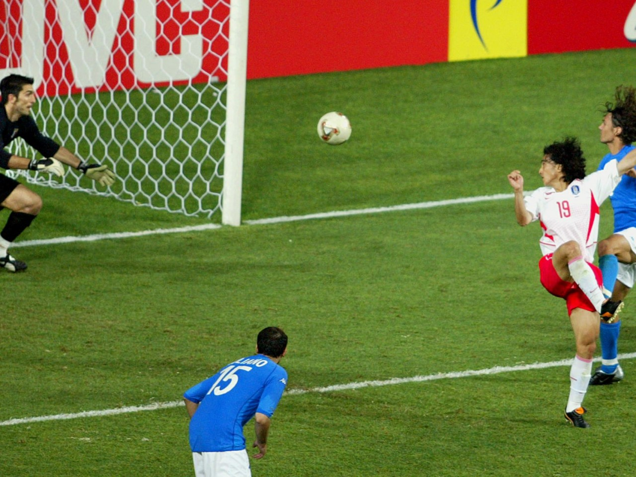 ON THIS DAY: Italy loses to South Korea in 2002