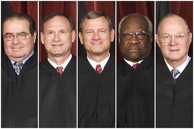 Traditional marriage gets a SCOTUS smackdown: The incomprehensible right-wing logic that's poised to go down in flames