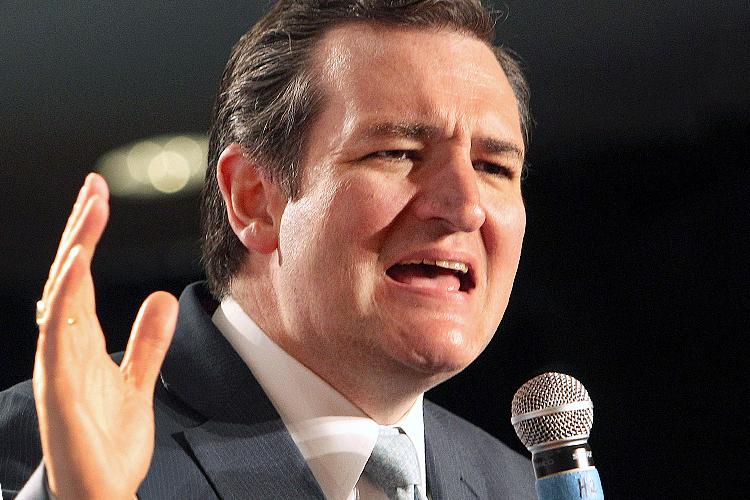 Texas senator and boastful homophobe Ted Cruz reacted to Apple CEO Tim ...