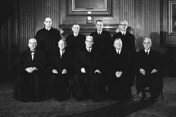 Warren Court (1953–1969)