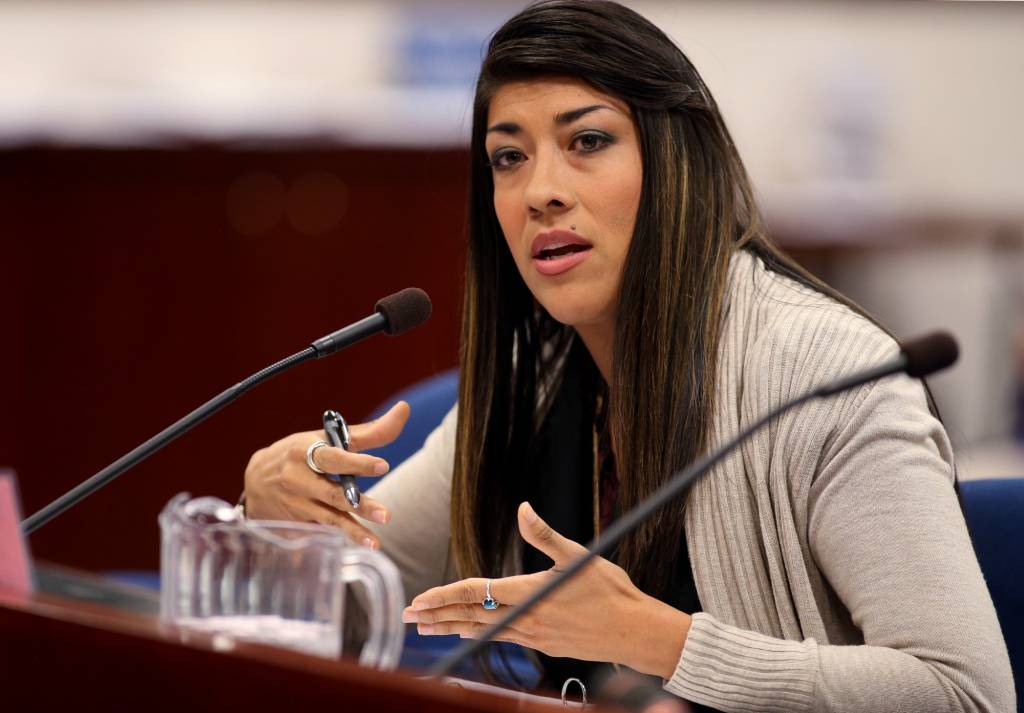 the left�s new hero emerges why lucy flores� candid