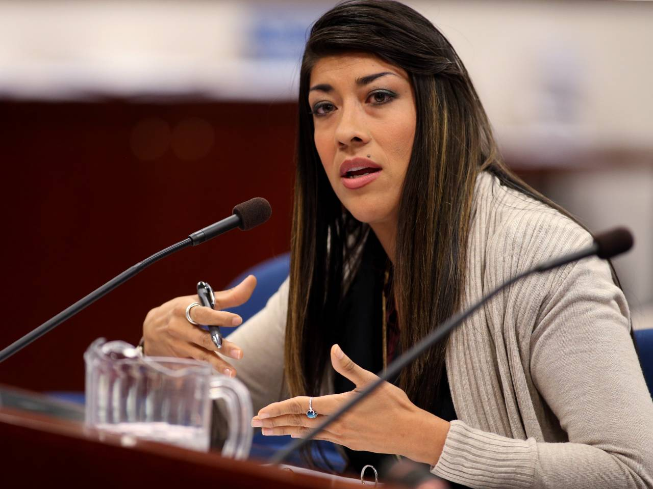 EMILY's List Endorses Lucy Flores for Lieutenant Governor of Nevada | EMILY's List