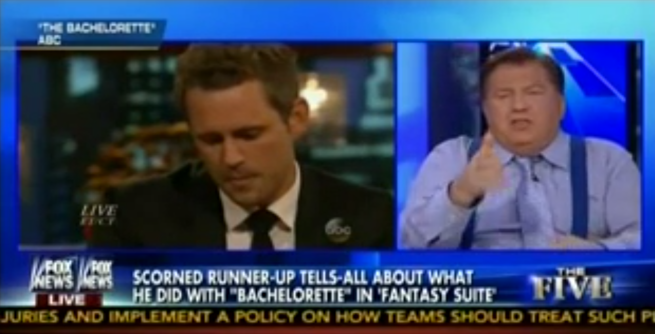 "Fox anchor Bob Beckel: ""Bachelorette"" star Andi Dorfman is ..."