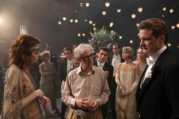 "Report: Woody Allen won't hire a black actor unless he ""writes a story that requires it"""