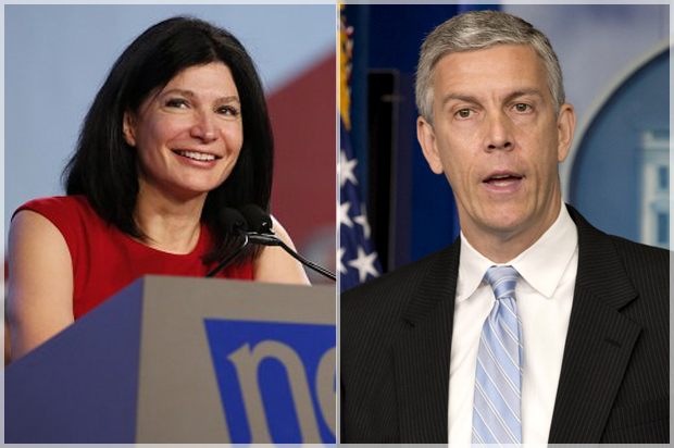 """Stupid, absurd, non-defensible"": New NEA president Lily Eskelsen García on the problem with Arne Duncan, standardized tests and the war on teachers"