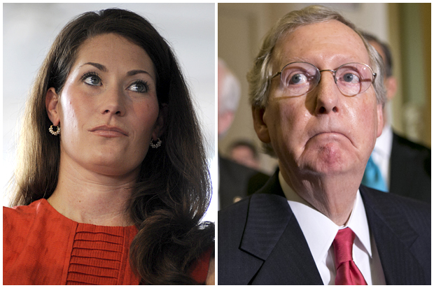 Mitch McConnell's female surprise: Why he really thinks