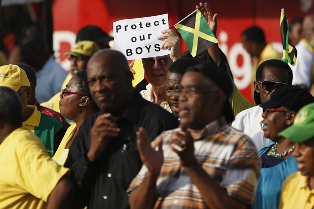 from Ezequiel gay rights in jamaica
