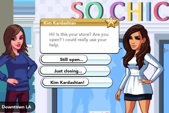 Kardashian kids clothing store