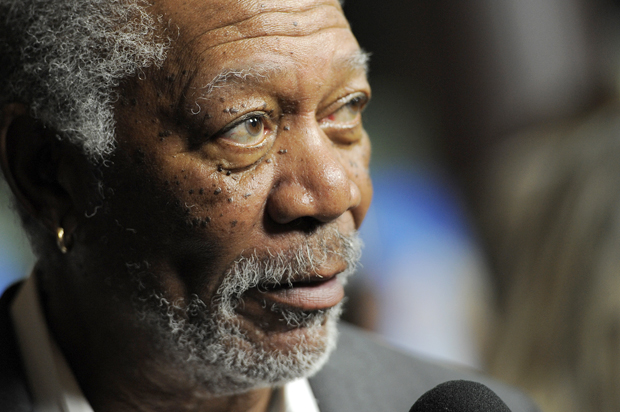 Morgan Freeman: Trump a Winner, I Hope Will Be 'Good President'
