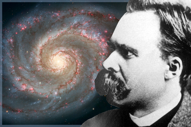 The universe according to Nietzsche: Modern cosmology and the theory of eternal recurrence