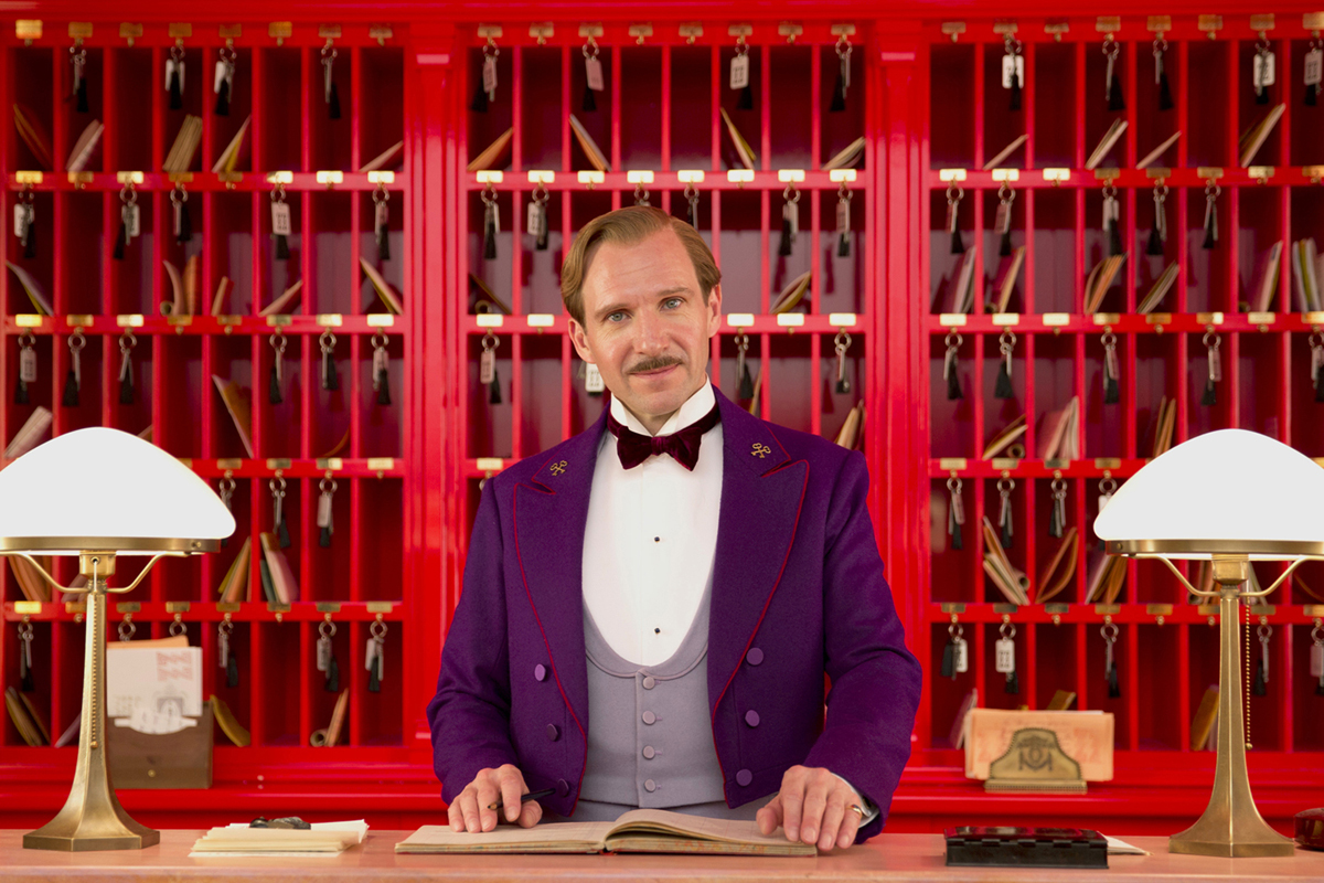 Oscar Nominated Screenplays 2015 - The Grand Budapest Hotel