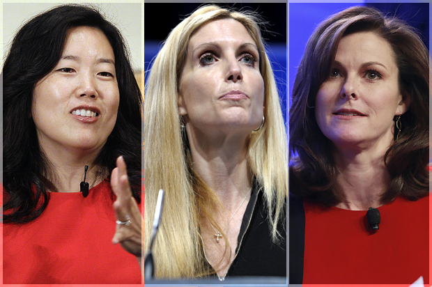 "Education ""reform's"" new Ann Coulter: A reeling Michelle Rhee passes the lead to Campbell Brown"