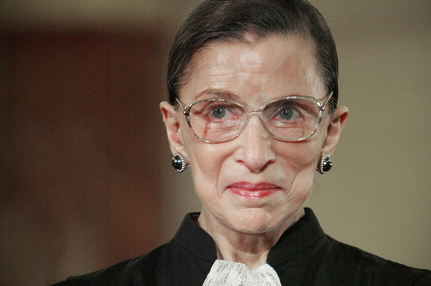 Notorious RBG, the immortal meme: Woman gets giant tattoo ...