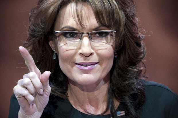 """This is war"": Sarah Palin slams ""quasi-conservative"" O'Reilly for not taking her fake 2016 candidacy seriously"