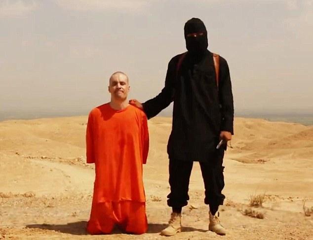 Turski premijer Europi: Pripremite se na najjaču moguću odmazdu - Page 2 1408826002997_wps_8_ISIS_beheading_video_of_J