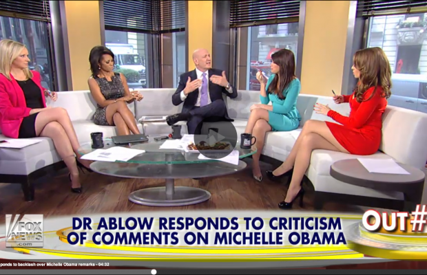 Fox News guest tells female co-hosts they could all stand to drop a few