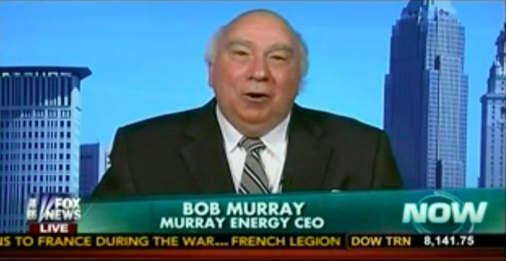 Image result for photos of bob murray and murray' energy headquarters