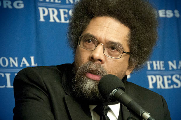 """Cornel West: """"He posed as a progressive and turned out to be counterfeit. We ended up with a Wall Street presidency, a drone presidency"""""""