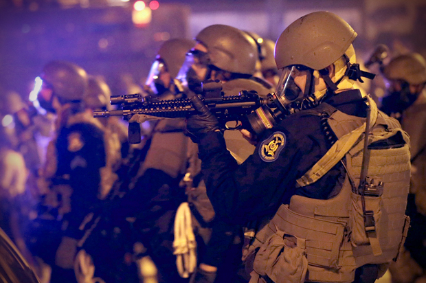 More Fergusons are coming: Why para-military hysteria is dooming America