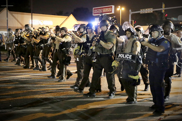 Ferguson is big business: How companies are profiting from police crackdowns