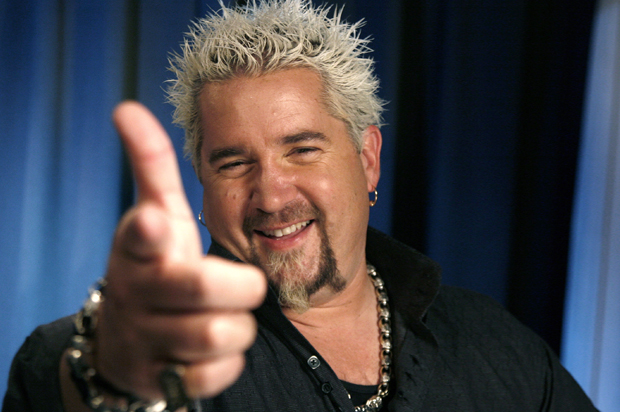 How One Man Destroyed The Food Network Guy Fieri Has Made Culinary Tv Into A Viewer S Hell Salon