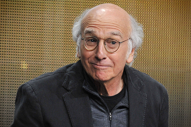 larry david address