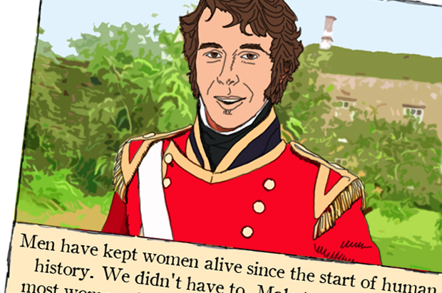feminism in jane austen Jane austen is one of the most prominent women of her time who had tremendous influence on how the women were perceived in the 19th century duri.