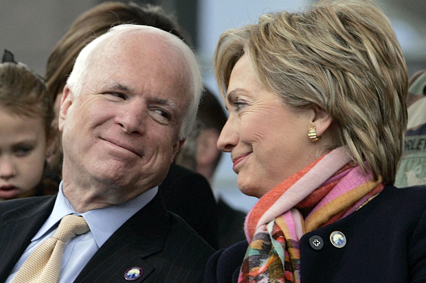 Don't do it, Hillary! Joining forces with neocons could doom Democrats