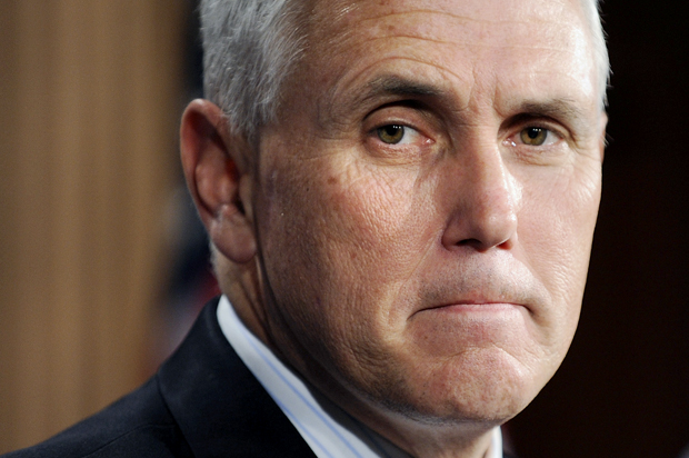 Thanks, corporate America, for shaming Mike Pence! Now here's a reality check