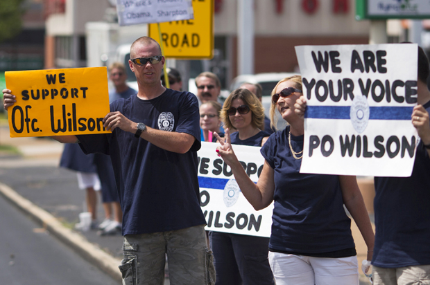 Ferguson's booming white grievance industry: Fox News, Darren Wilson and friends
