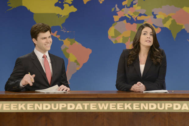 cecily strong canned from weekend update why she got