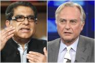 Deepak Chopra, Richard Dawkins