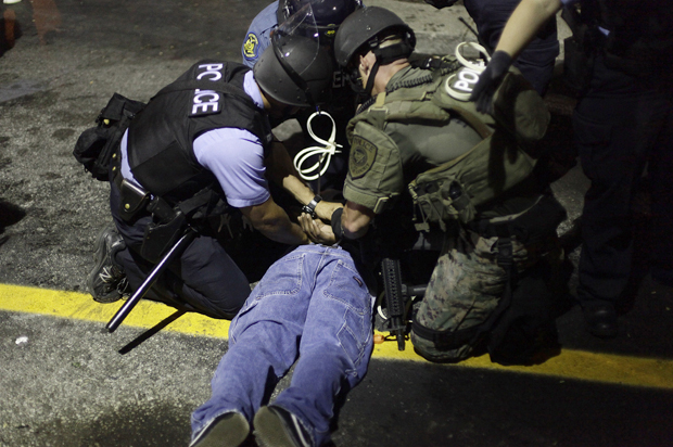 why police brutality is overblown in