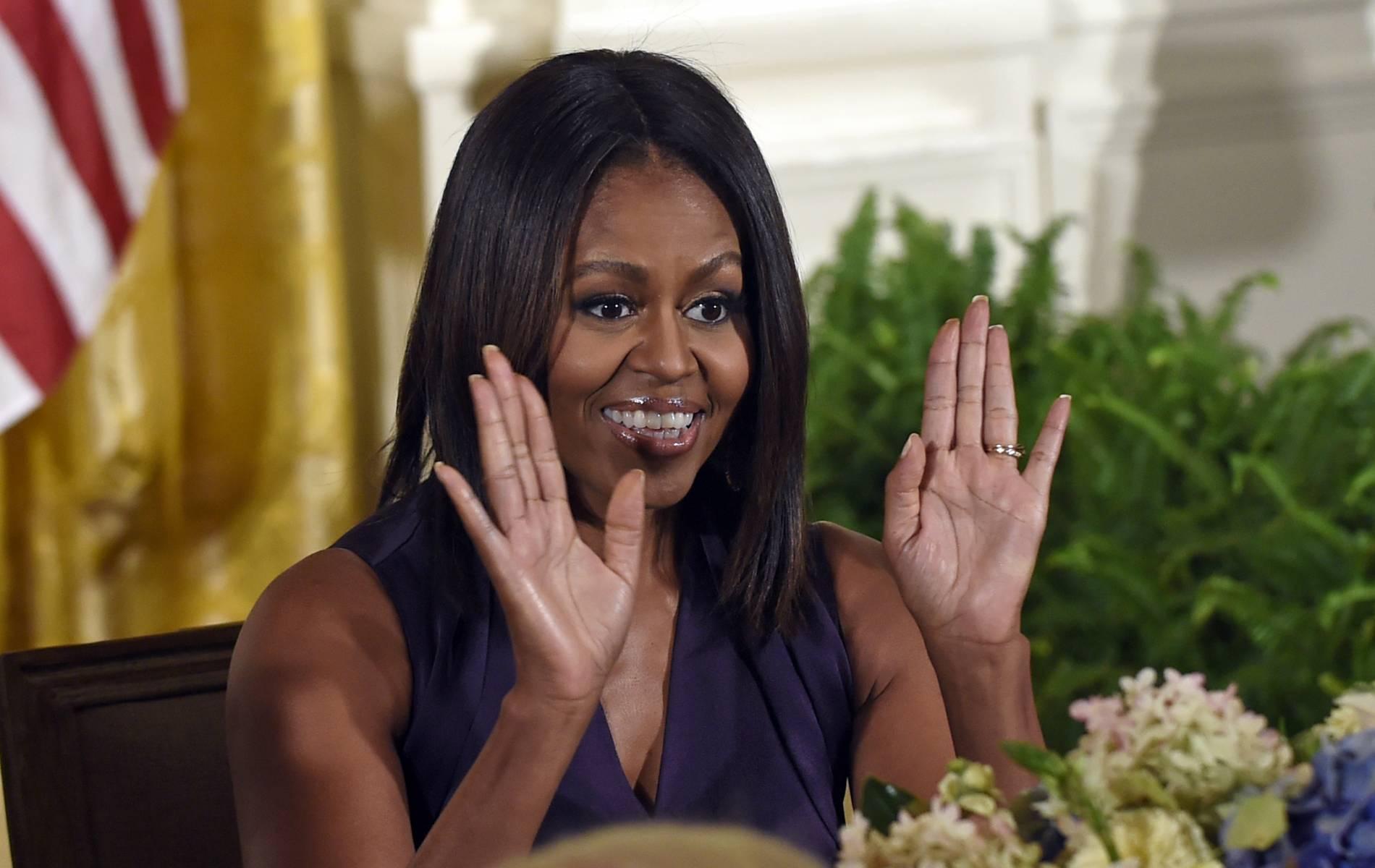 michelle obama u2019s  u201cturn down for what u201d vine is the best