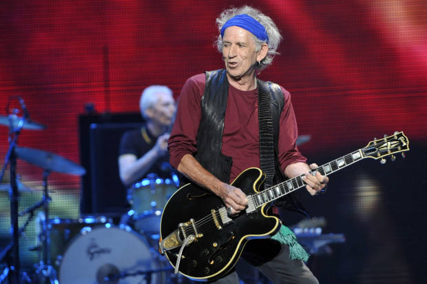 """Keith Richards slams The Beatles: """"Sgt. Pepper's"""" is """"a mishmash of rubbish"""""""
