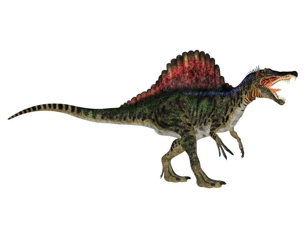 Monstrous dinosaur was larger than a t rex and a swimmer for Tyranosaurus rex