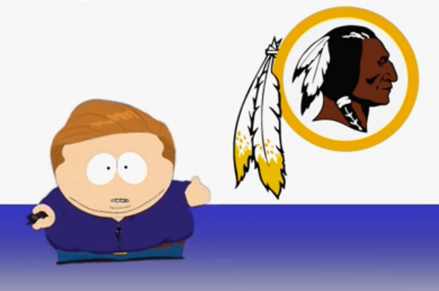 South park brilliantly satirizes the washington redskins name south park brilliantly satirizes the washington redskins name debacle salon voltagebd
