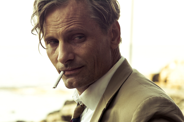 "Viggo Mortensen on ""Lord of the Rings"" — and playing an American ..."