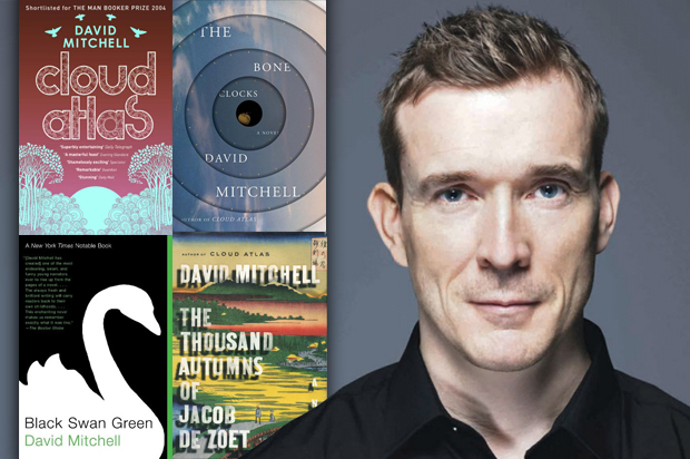 """David Mitchell: """"I think the right way to do a female ..."""