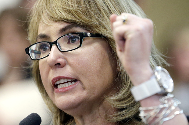 """Gabby Giffords uses Sandy Hook anniversary to unload on GOP: """"30,000 more Americans have been murdered with guns"""" since that day"""