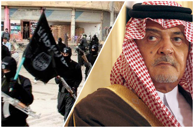 isis relationship with saudi arabia