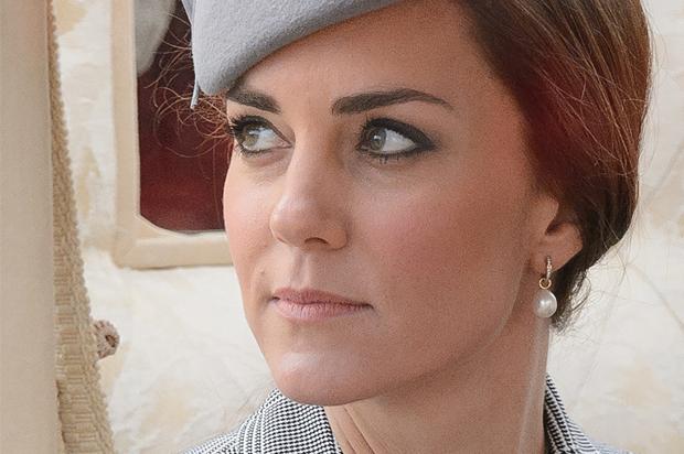 "No, Kate Middleton isn't ""glowing"" - Salon.com"