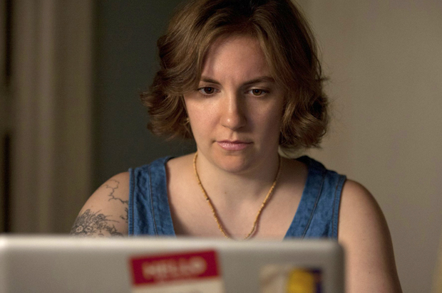 "Lena Dunham on ""Girls"""